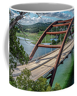 The Pennybacker Bridge Coffee Mug