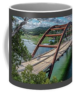 The Pennybacker Bridge Coffee Mug