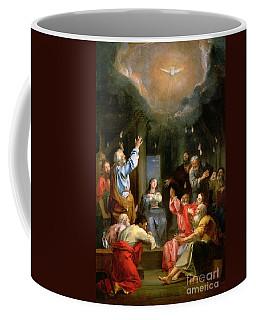 The Pentecost Coffee Mug