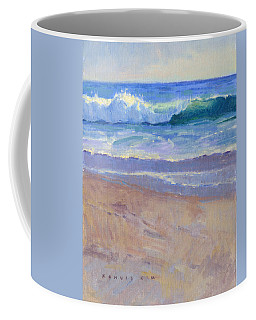 The Healing Pacific Coffee Mug
