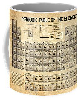 The Periodic Table Coffee Mug