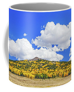 The Perse Sky Of Colorado High Country  Coffee Mug