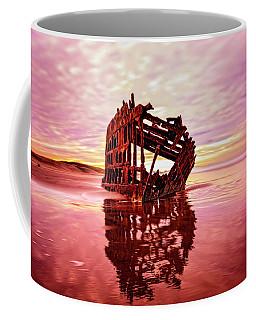 Peter Iredale Fantasy Coffee Mug