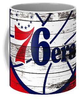 The Philadelphia 76ers 3e       Coffee Mug