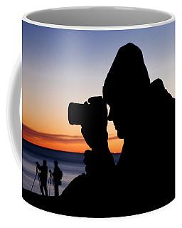 The Photographer Coffee Mug by Greg Fortier