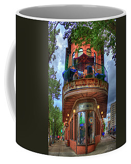 The Pickle Barrel Chattanooga Tn Art Coffee Mug