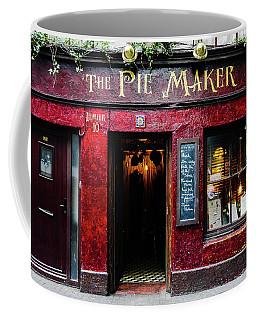 The Pie Maker Coffee Mug by Lexa Harpell