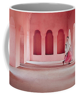 The Pilgrim Coffee Mug