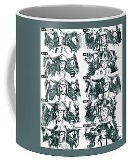 The Pilots Of The Battle Of Yavin  Coffee Mug