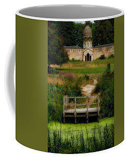 Coffee Mug featuring the photograph The Pineapple House by Jeremy Lavender Photography