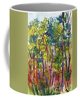 The Pines Coffee Mug