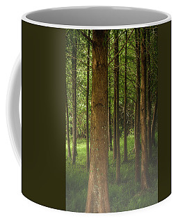 The Pines Coffee Mug