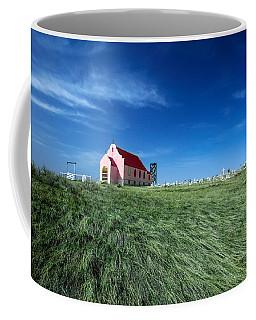 The Pink Church Coffee Mug
