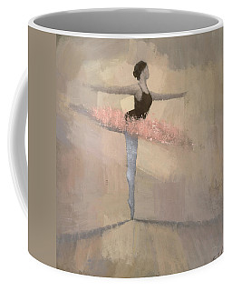 The Pink Tutu Coffee Mug