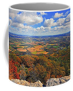 The Pinnacle On Pa At Coffee Mug by Raymond Salani III