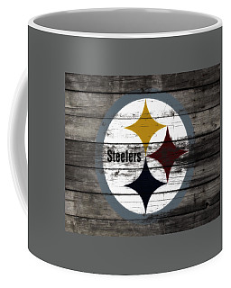The Pittsburgh Steelers W6 Coffee Mug by Brian Reaves