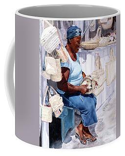 The Plait Lady Coffee Mug
