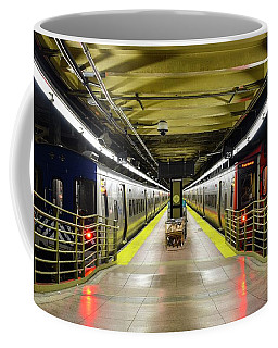 The Platform Coffee Mug