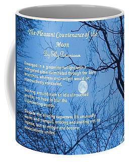 The Pleasant Countenance Of The Moon Coffee Mug