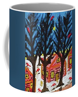 The Pleasant Life Coffee Mug by Jonathon Hansen