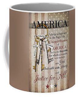 The Pledge Coffee Mug
