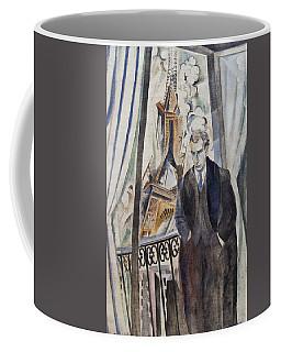 The Poet Philippe Soupault Coffee Mug