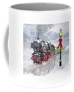 The Polar Express Coffee Mug