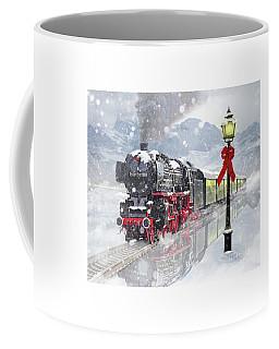 The Polar Express Coffee Mug by Juli Scalzi