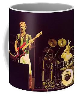 The Police Coffee Mug