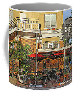 The Ponce De Leon Hotel Coffee Mug