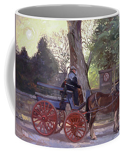 The Pony Trappe Coffee Mug