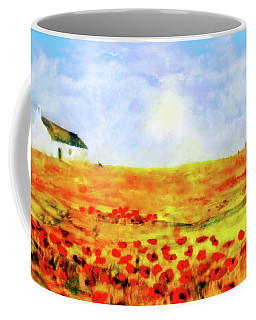 The Poppy Picker Coffee Mug