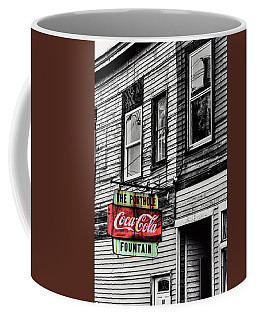 The Porthole Portland Maine Coffee Mug