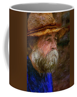 The Portrait Of A Man Coffee Mug