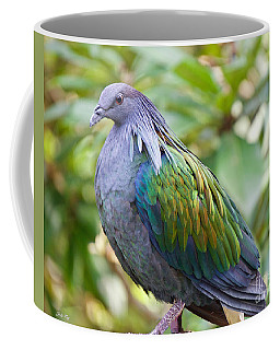 The Pose Coffee Mug by Judy Kay