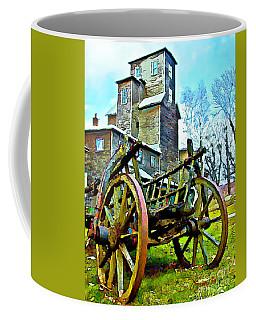 The Pottery - Bennington, Vt Coffee Mug