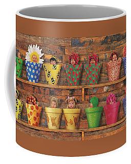 Pots Coffee Mugs