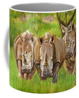 The Power In Three Coffee Mug