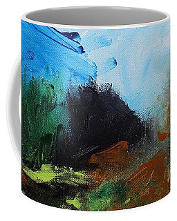 The Prayer In The Garden Coffee Mug by Kume Bryant