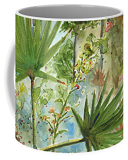 Coffee Mug featuring the painting The Preserve by Arthur Fix