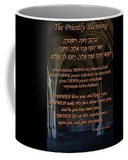 The Priestly Aaronic Blessing Coffee Mug