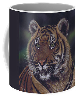 The Prince Of The Jungle Coffee Mug