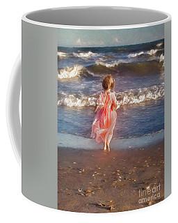 The Princess And The Sea Coffee Mug