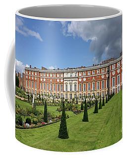 The Privy Garden Hampton Court Coffee Mug