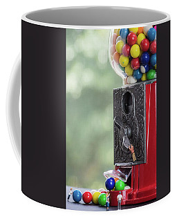 The Problem With Gumball Machines Coffee Mug