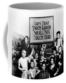 The Prohibition Temperance League 1920 Coffee Mug