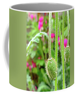 The Promise Of April Showers Coffee Mug by Bruce Carpenter