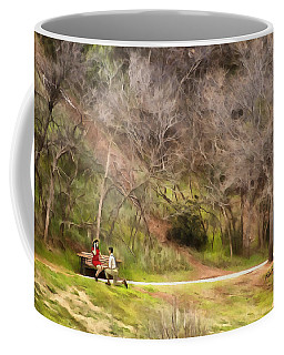 The Proposal Coffee Mug by Ricky Dean