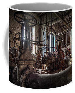 The Pumphouse Coffee Mug by Everet Regal