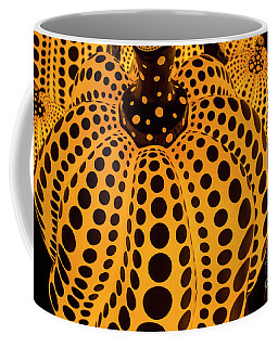 The Pumpkins Art Coffee Mug